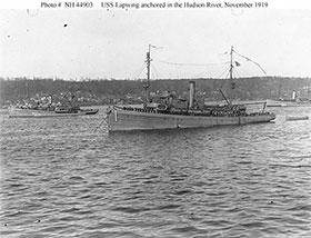 USS Lapwing