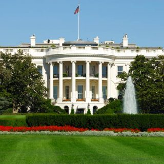 White House asbestos removal