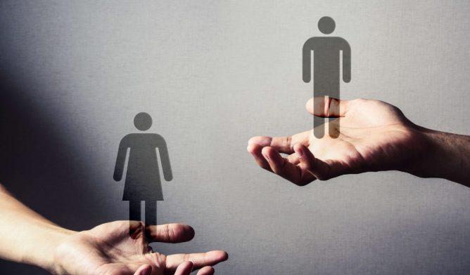 Comparing men vs women