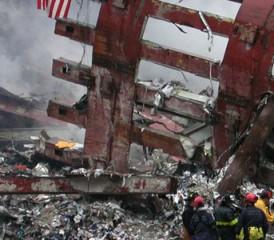 Debris at World Trade Center spread asbestos