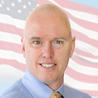 Former US Army Captain Aaron Munz