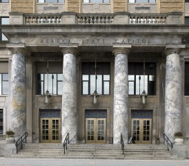 Alaska state capital building