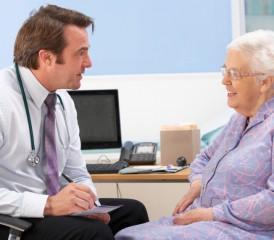 Doctor Speak to Patient