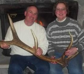 Angela W. with Husband Matt