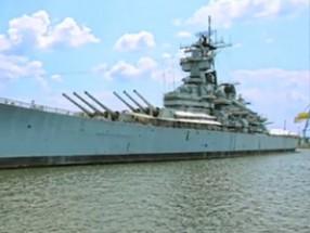 Asbestos Lagging Was Normal on U.S. Navy Ships