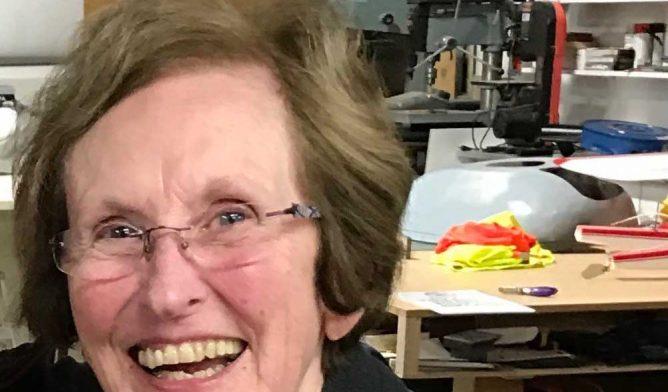 Mesothelioma survivor Barbara Lappala