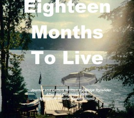 Eighteen Months to Live Mesothelioma Book