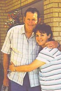 Mesothelioma Patient and Caregiver, Brian and Lorraine Kember
