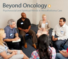 Emotional and psychosocial support for mesothelioma patients