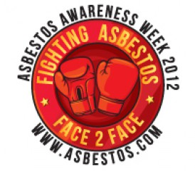 Fighting Asbestos Face to Face Logo