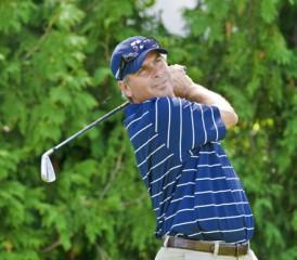 Champion PGA golfer Fred Couples