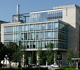 Building of the French National Institute for Research and Safety