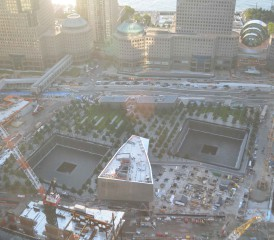 Ground Zero in New York City