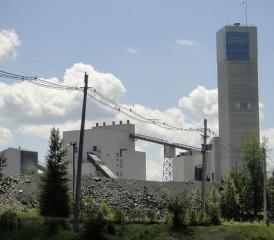 Jeffrey Asbestos Mine