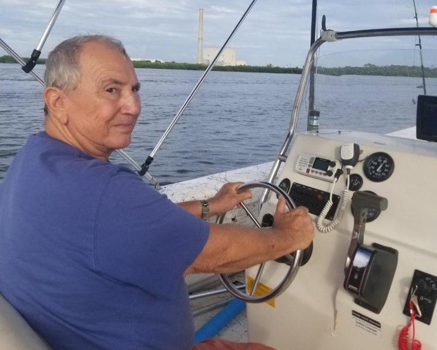 Pleural mesothelioma survivor John Fiala