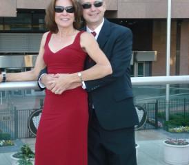 Karen and Tom R.