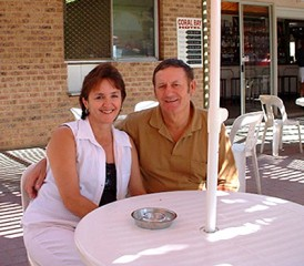 Lorraine & Brian Kember