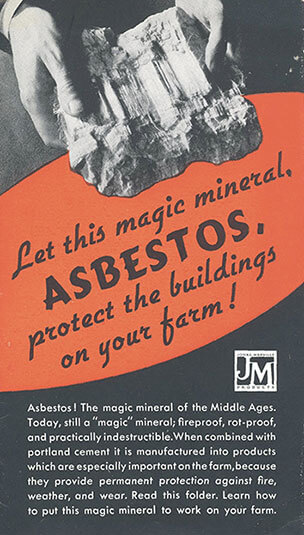 Magic Mineral Asbestos