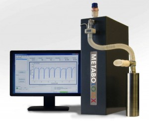 Metabolomx Breath Analyzer Machine