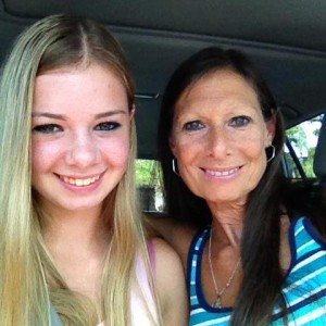 Mesothelioma Survivor and her daughter