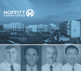 Moffitt Cancer Center team