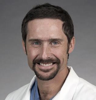 Dr. Michael Mulligan, Thoracic Surgeon