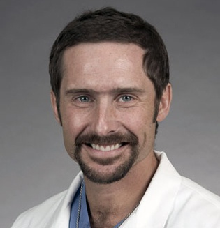 Dr. Michael Mulligan, Thoracic Surgeon