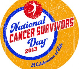 National Cancer Survivors Day 2013