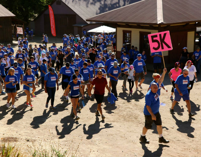 Pacific Mesothelioma Center 5K Raises $160K for Research