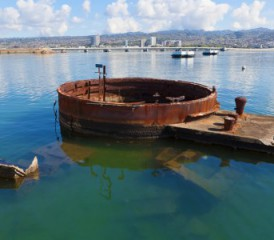 Pearl Harbor remnant
