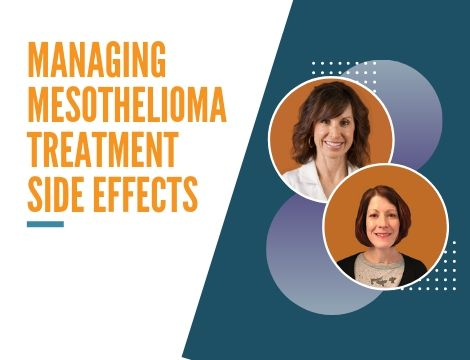 New Mesothelioma Treatment and Nutrition Webinar