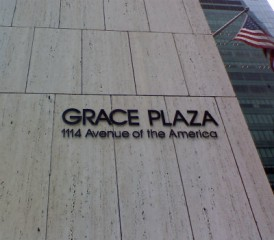 Grace Plaza headquarters building