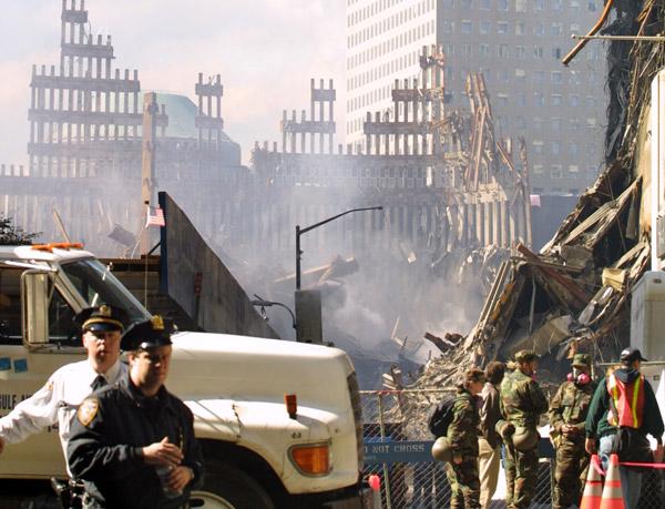 Αποτέλεσμα εικόνας για 9/11-related cancers killed 15 police officers in 2018