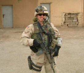 U.S. Army Capt. Aaron Munz
