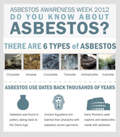 Asbestos Awareness Infographic