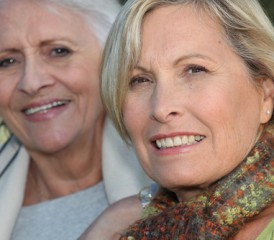An Aging Parent & Child