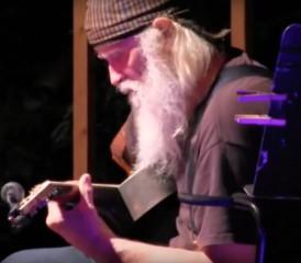 Alan Lane, Playing Guitar with One Arm