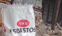 Bag Full of Asbestos