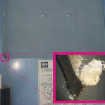 Asbestos electrical paper