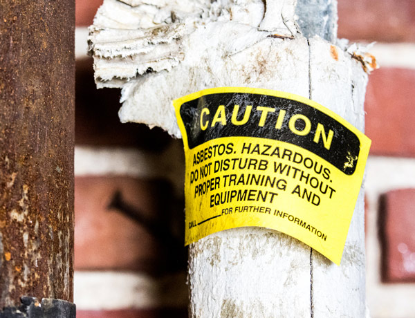 Are Warning Labels Required on Asbestos Products?