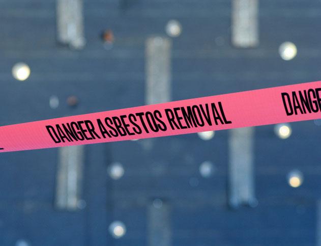 Asbestos Contaminates Canadian University Labs