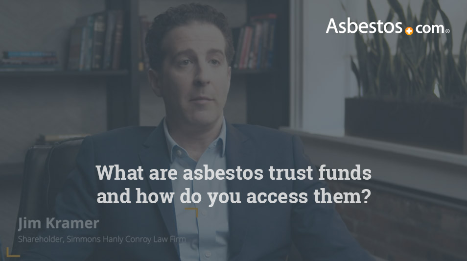 Asbestos trust funds video
