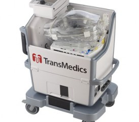 Breathable lung machine from TransMedics