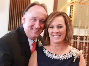 Mesothelioma Victim Brian H. and Wife Nina H