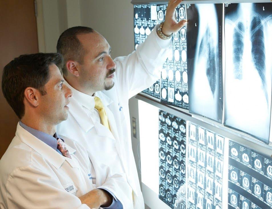 Dr. Igor Brichkov and Dr. Jason Shaw