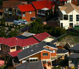 Homes in Canberra, Australia