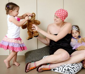 Cancer Patient with Children