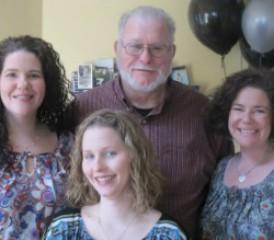 Chuck H & Family