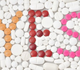 Pills spell YES