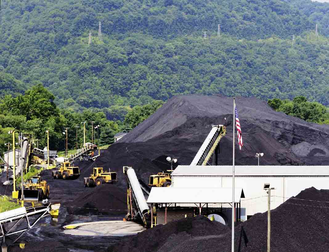 West Virginia coal company terminal